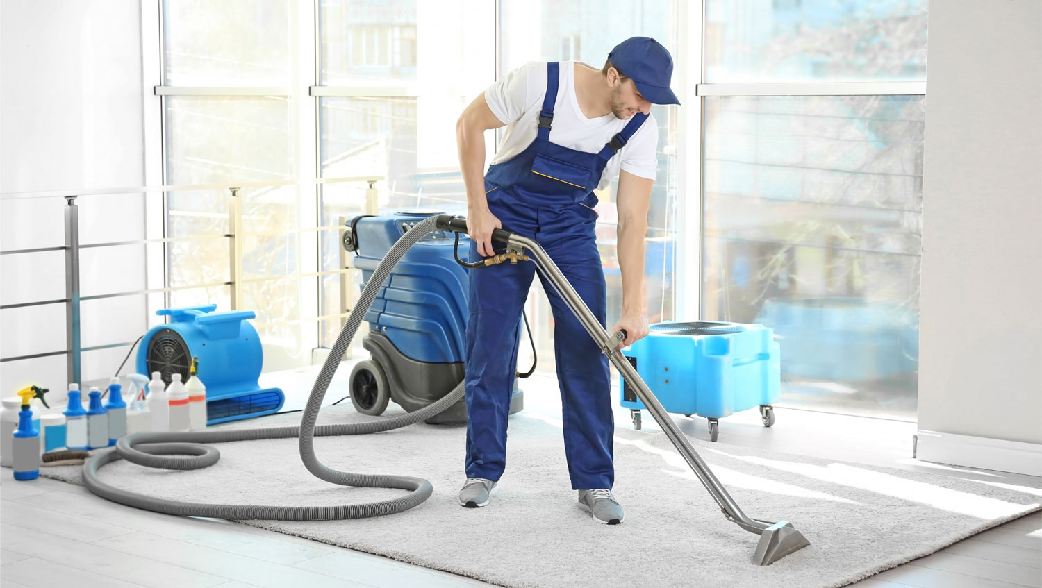 Water Damage Repair and Restoration Specializing Wet Carpets